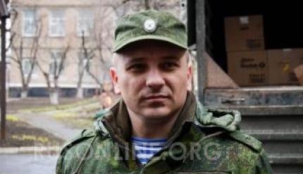 ЛНР, разведка ЛНР, Андрей Марочко, ВСУ