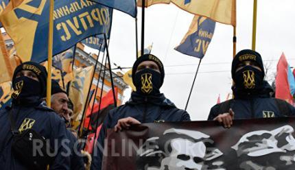 Бандеровцы, Неонацизм на Украине