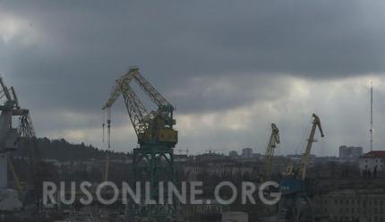 Крым, Севастополь, Порошенко