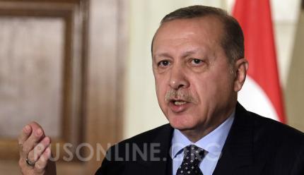 С 400, турция, Эрдоган