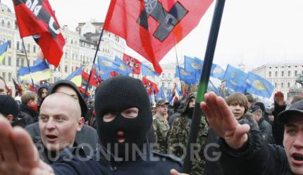 Бандеровцы, Неонацизм на Украине, Мнение украина, Украина