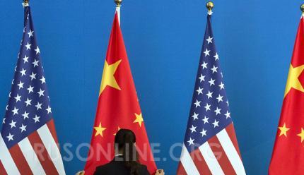 Торговая война, Китай, США