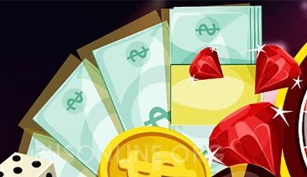 Рублевое онлайн казино.